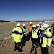 Amazon ultima su desembarco en Zaragoza donde tendrá lista en mayo una gran parcela de 200.000 metros cuadrados