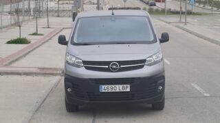 Prueba del Opel Vivaro Cargo 2.0 122 cv: las cosas bien hechas