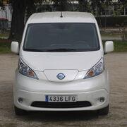 Prueba del Nissan e-NV200 Evalia: sentido común sin complejos