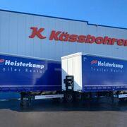 Heisterkamp adquiere 100 semirremolques de Kässbohrer para operar en España