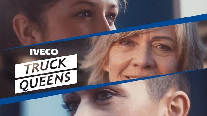 Tres mujeres, un gran sueño: hacer carrera en el mundo del camión