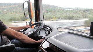 El 7% de los puestos de camioneros quedaron sin cubrir en 2020
