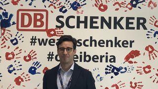 Manuel Asensio, nuevo jefe de Recursos Humanos de DB Schenker para España y Portugal
