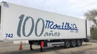 Montfrisa adquiere a  Schmitz Cargobull cinco semirremolques frigoríficos