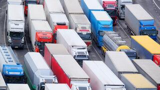 Cinco de cada 100 conductores de transporte internacional, afectados por la Covid-19