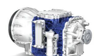 20 años de la transmisión I-Shift de Volvo