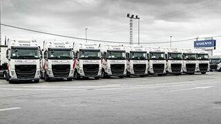 Volvo entrega a El Mosca 40 camiones FH 460