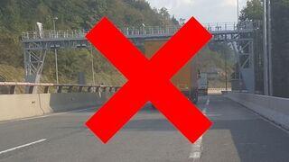 Los transportistas navarros creen que los nuevos peajes son discriminatorios
