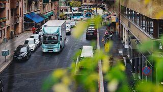 Volvo confirma la entrega de un camión eléctrico a la cadena sueca ICA