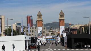Barcelona afronta la prohibición inminente de acceso para transportistas sin distintivo medioambiental