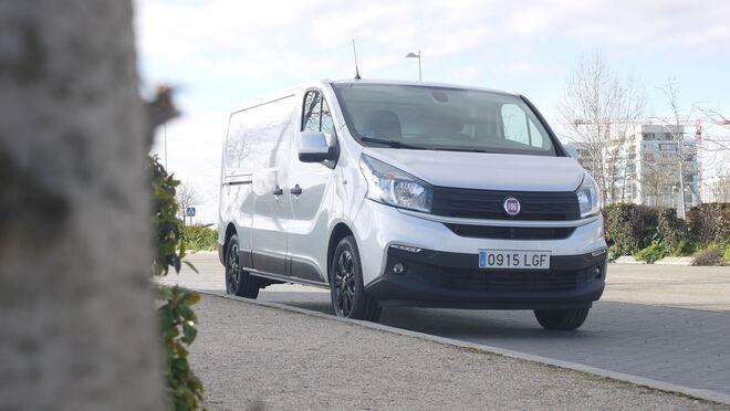 Fiat Talento furgón largo 2.0 EcoJet S&S 145 cv. Repartir con Talento