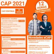 Así serán los nuevos cursos e-CAP de Formación Continua