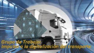 Anfac se une al Grupo para el Impulso a la Digitalización del Transporte de Mercancías