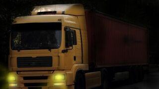 Uno de cada tres camiones de empresas del Este regresa a su base sólo una vez al año