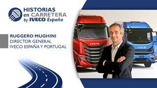 Iveco España lanza el podcast mensual 'Historias en carretera'