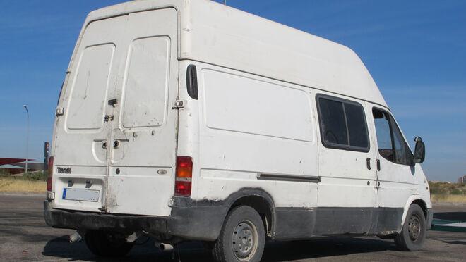 Barcelona recuerda la inminente prohibición de acceso a la ZBE a las furgonetas N1 sin etiqueta