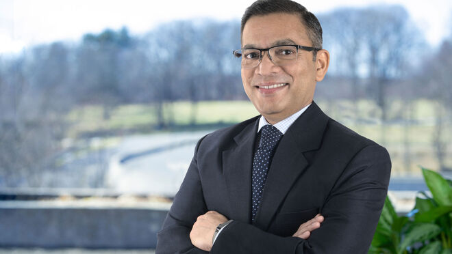 Sandeep Sakharkar, director de sistemas de información de GXO Logistics