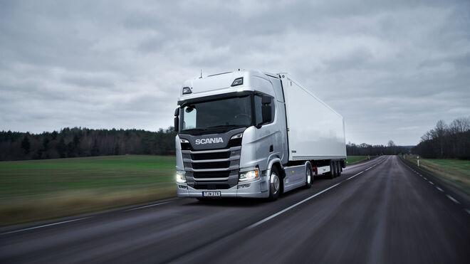 Ebullición en el mercado de camiones tras dispararse las entregas de tractoras un 121%