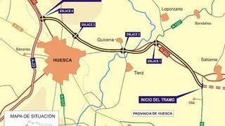 El Gobierno aprueba la modificación de las obras del tramo Siétamo-Huesca, de la A-22