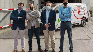 Toyota entrega 17 Proace Electric Van a Vayven Delivery