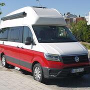 Volkswagen Grand California 600: Filosofía de viaje