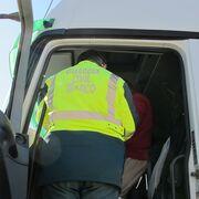 Un camionero lituano se enfrenta a seis meses de prisión tras quintuplicar la tasa de alcohol