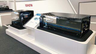 Toyota suministrará pilas de combustible de hidrógeno a Renfe y Adif