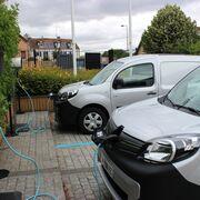 El Gobierno subvencionará con hasta 9.000 euros la compra de furgonetas eléctricas