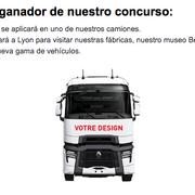 Diseña, tunea y gana en el concurso del nuevo Renault Trucks T Evolution