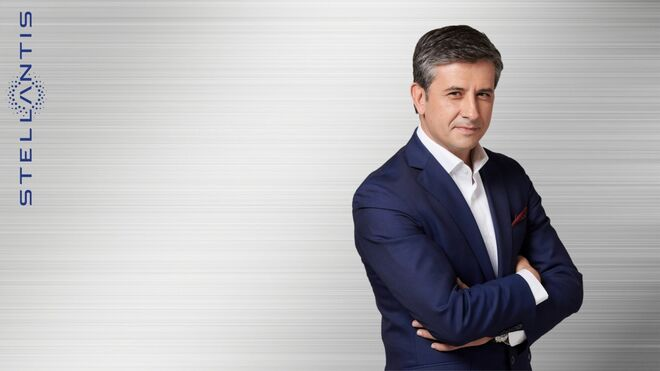 Alberto de Aza, nombrado director de Vehículos Comerciales de Stellantis