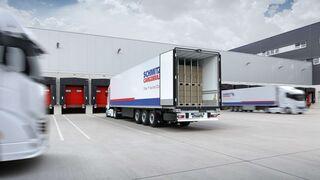 Top 5 de semirremolques furgones hasta marzo
