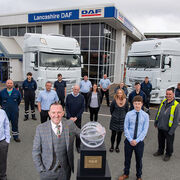 DAF concede los premios 'International Dealers of the Year 2021'