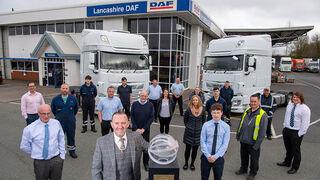 DAF concede los premios 'International Dealers of the Year 2021'