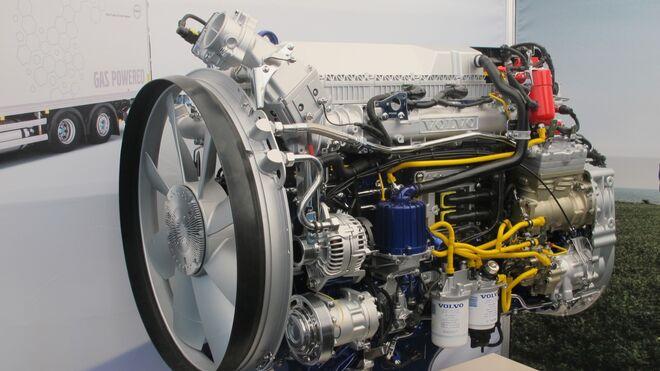 Volvo FH y FM GNL. El mejor cóctel energético