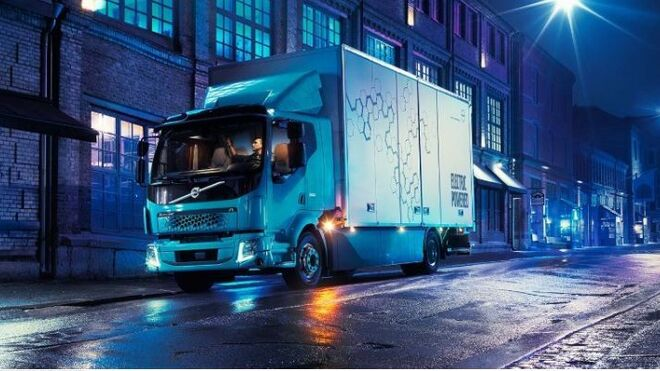 La publicación del BOE confirma que los camiones se quedan fuera del Plan Moves III
