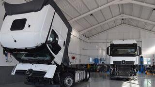 Nuevo taller Mercedes-Benz y Fuso en Alcorcón (Madrid)