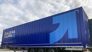 Schmitz Cargobull entrega 25 furgones a Calsina Carré