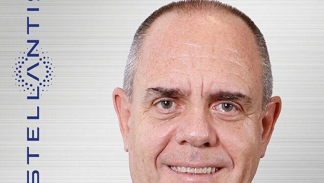Alfredo Vila, director de la red propia de Stellantis en España y Portugal
