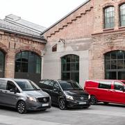 Mercedes-Benz conmemora el 25 aniversario de la Vito con una edición especial