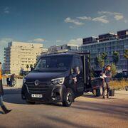 Renault Trucks lanza una oferta para adquirir un furgón Master Red
