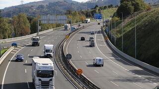 El País Vasco intensificará la inspección de camiones del 19 al 25 de abril