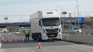 Las infracciones en transporte cayeron un 20% el año de la pandemia