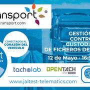 Jaltest Telematics y Lextransport presentan sus plataformas en un webinar