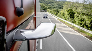 Cinco sistemas que ahorran combustible en un camión moderno