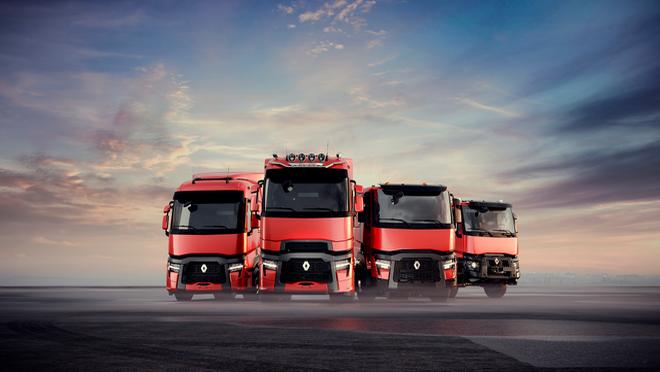 La evolución completa de Renault Trucks en 2021