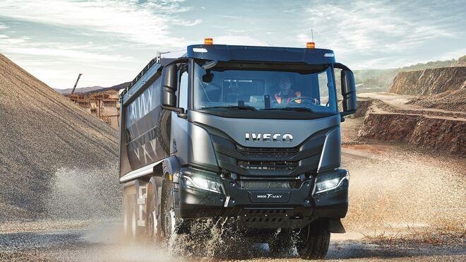 Iveco completa su gama pesada con el modelo off road T-WAY