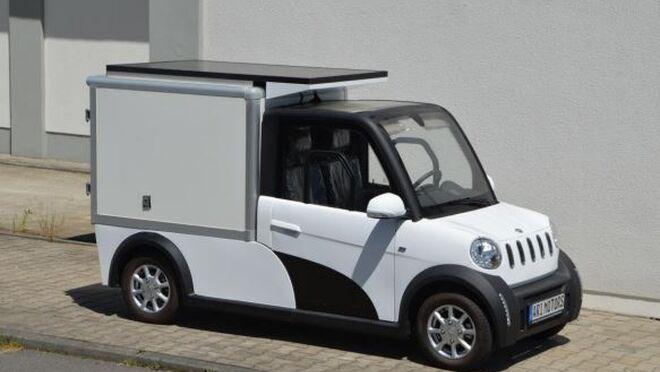 ARI Motors aterriza en España con su modelo eléctrico: el ARI 458