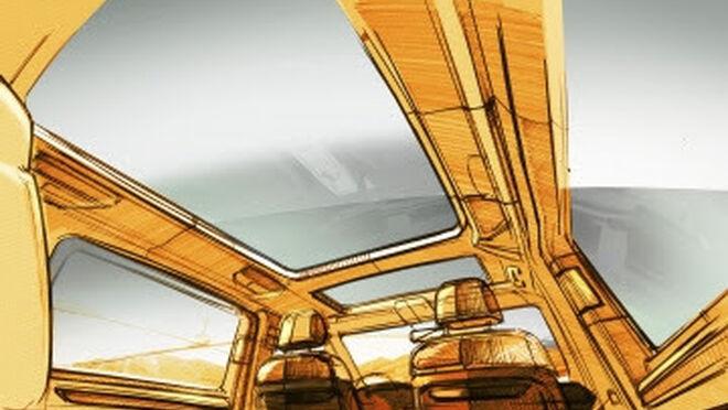 Volkswagen presenta el nuevo sistema de asientos del próximo Multivan