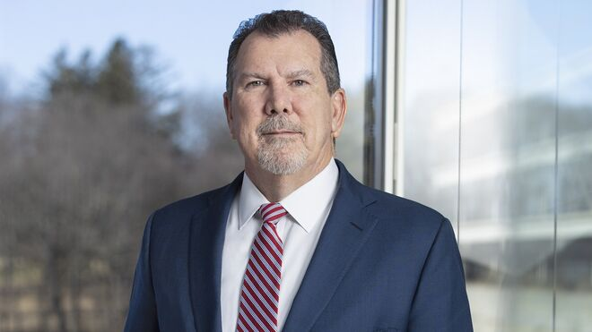 Bill Fraine, nuevo director comercial de GXO Logistics