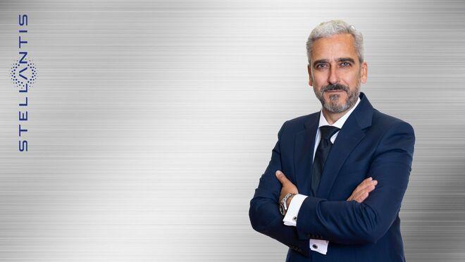 José Antonio León Capitán, director de Comunicación de Stellantis Iberia